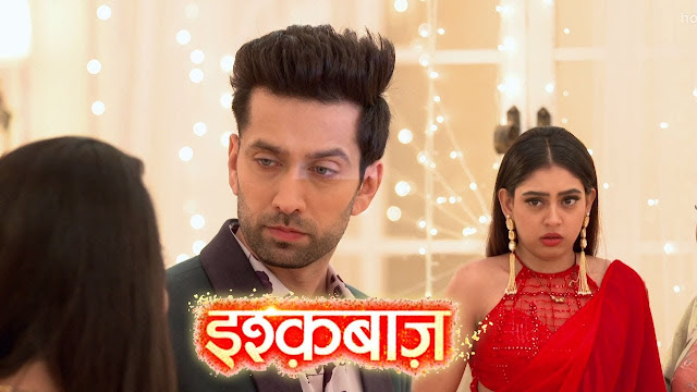 Good News : Sahil comes to rescue Shivaansh in Ishqbaaz