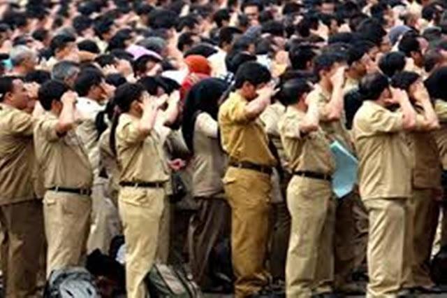 Alhamdulillah ! 5200 Pendidik dan Tenaga Kependidikan Honorer Diusulukan Diangkat Pegawai yang Digaji Mirip PNS !