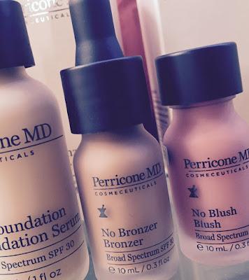 No Makeup Skincare Perricone Md en Pasion por la Cosmetica
