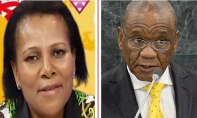 Incoming Lesotho Prime Minister's Wife Shot Dead