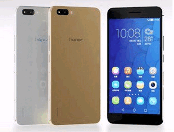 Huawei Honor 6 Plus Launched With Dual Camera