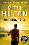No Going Back - The seventh Joe Hunter Thriller