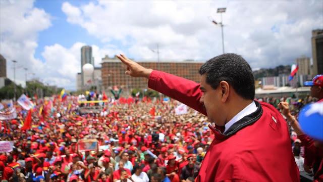 Maduro asegura que ha frustrado un intento de golpe de Estado