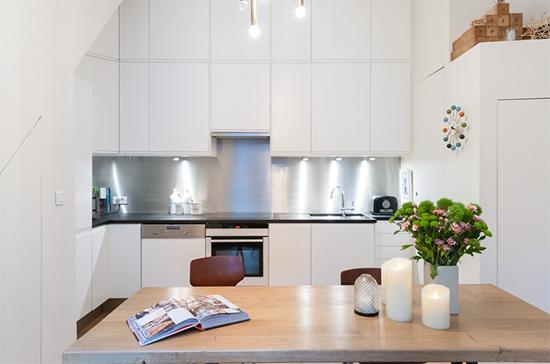 cozinha clara, cozinha aberta, cozinha grande, cozinha decorada, kitchen, decoração, decor