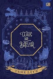 "Bahas novel ""Ceros dan Batozar"" dan ""Komet"" oleh Tere Liye"