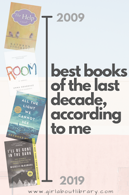 top ten books of the last ten years