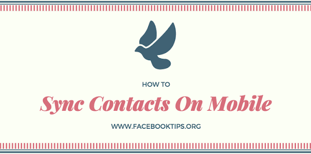 How to Sync Facebook Contacts on Android | Synchronize Contacts On Mobile