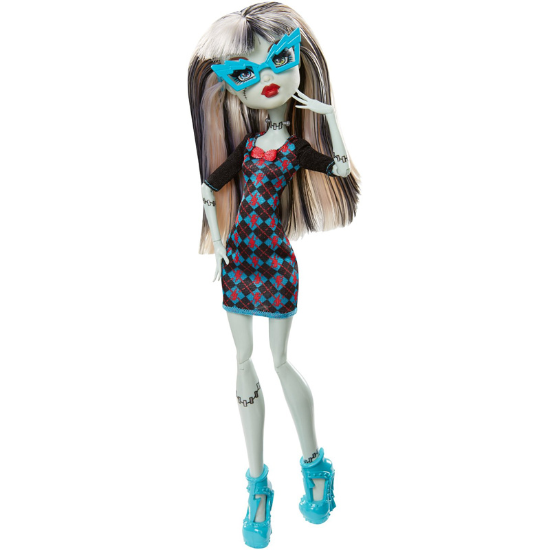 MH Geek Shriek Dolls  MH Merch