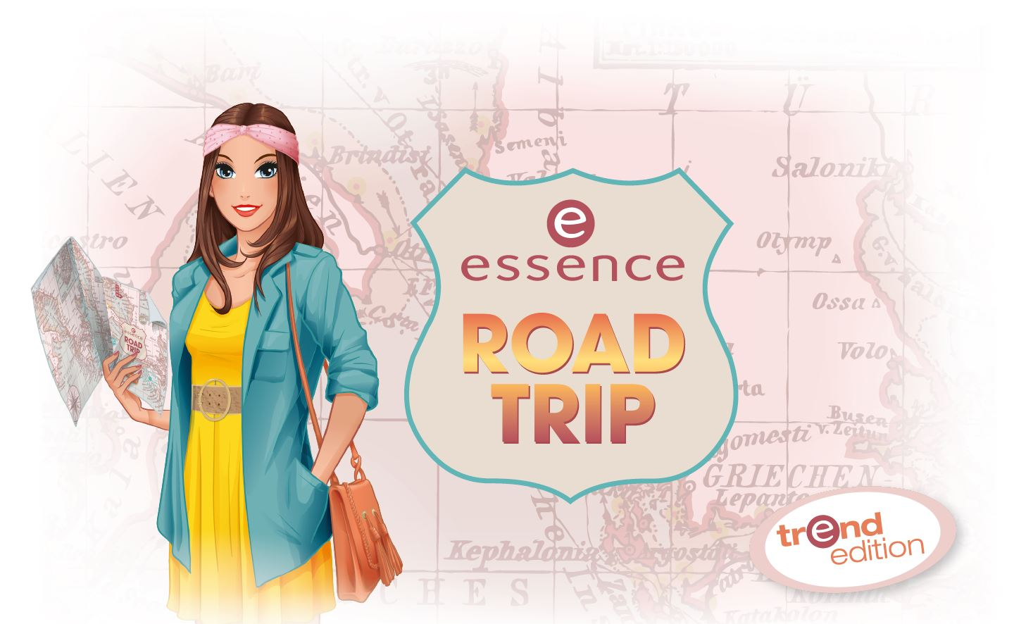 Essence Trend Edition Road Trip Cover