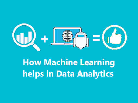 How machine learning help in Data Analytics (in Hindi)