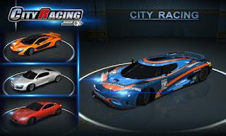 City Racing 3D ModVersi Baru
