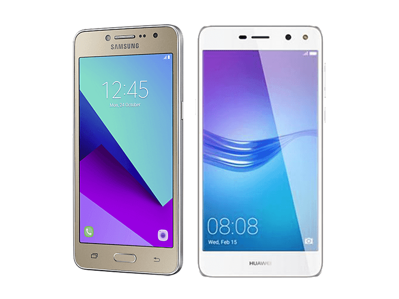 Samsung Galaxy J2 Prime Vs Huawei Y5 2017 Specs Comparison