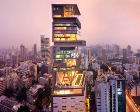 De top 10 van duurste huizen ter wereld wonen 2018 - Tv standaard huis ter wereld ...