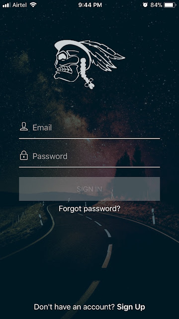 Premium Login UI/UX Design using Swift 4 Programmatically