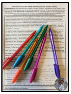 The power of the pen has changed in the classroom, and these suggestions for using gel pens can take your lessons from droll to delightful!
