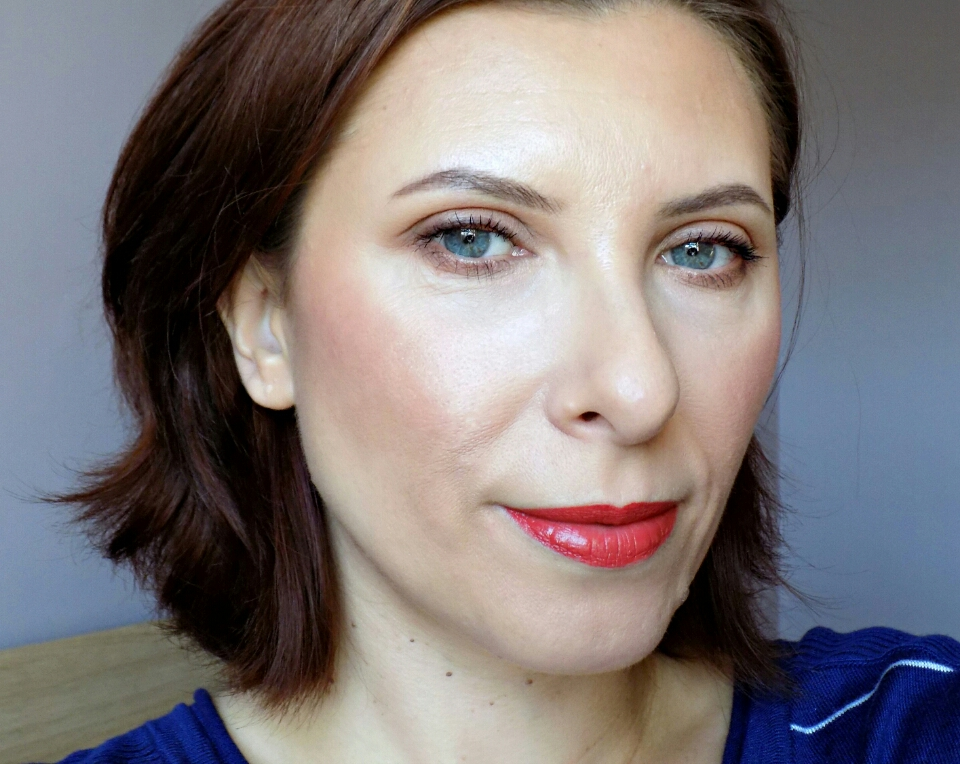 Makeup created with Maison Jacynthe products