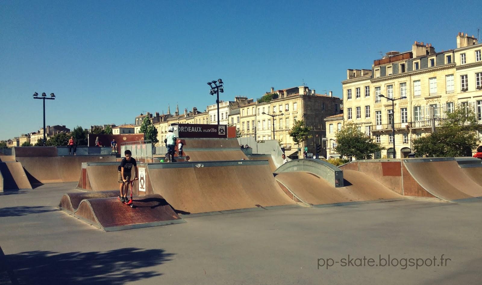 Skatepark Bordeaux