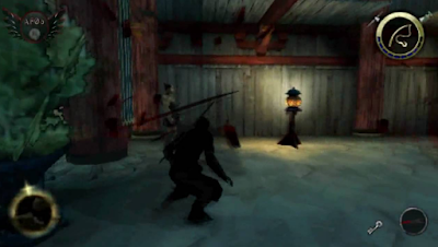 Game PPSSPP ISO Tenchu Shadow Assassins Ukuran Kecil Terbaru Free Download