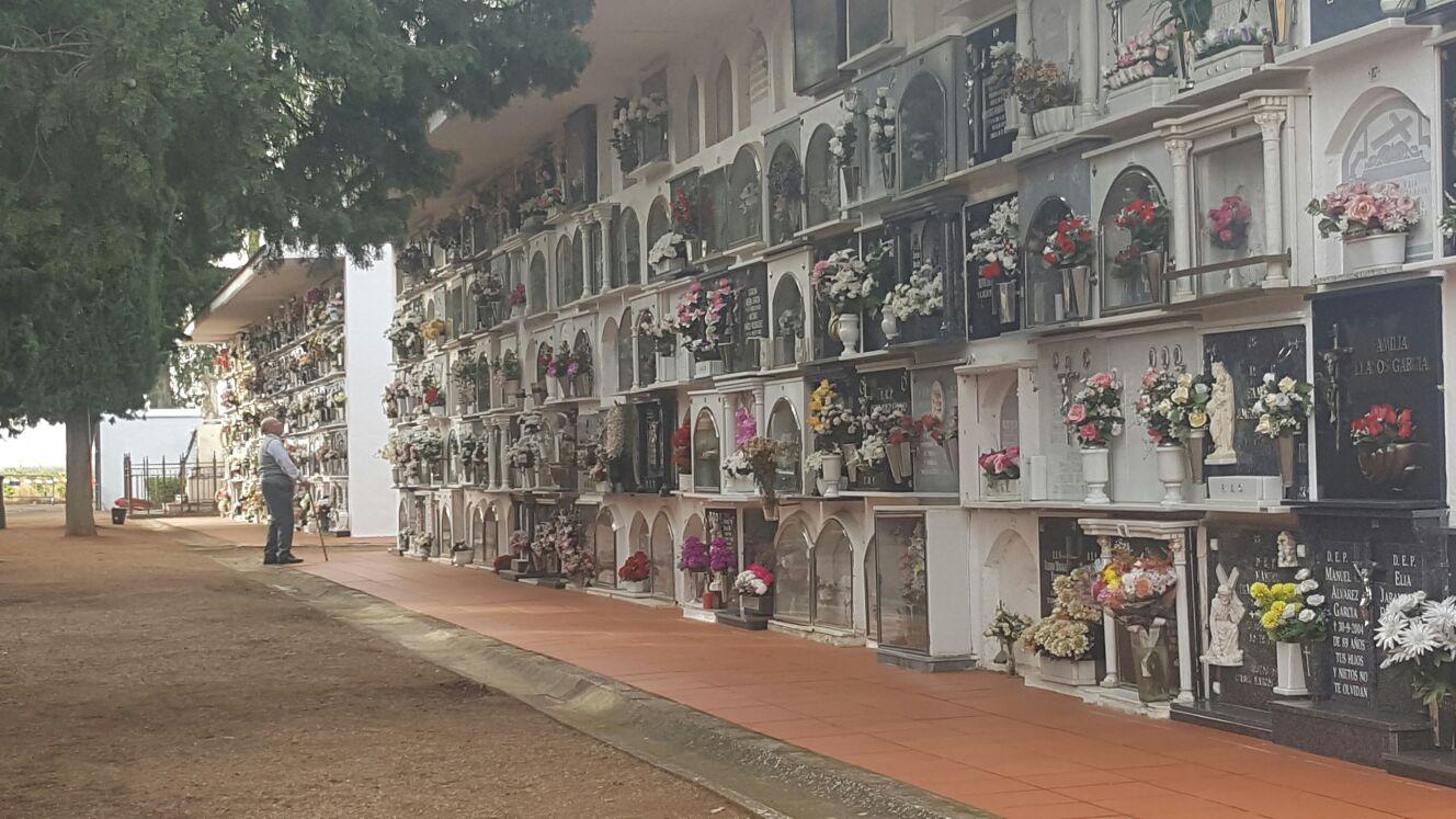 EL AYUNTAMIENTO VA A PONER EN MARCHA UN MEMORIAL DIGITAL EN EL CEMENTERIO