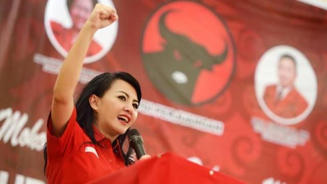 Real Count KPU Kalbar 95 Persen: Jagoan PDIP Karolin Tumbang