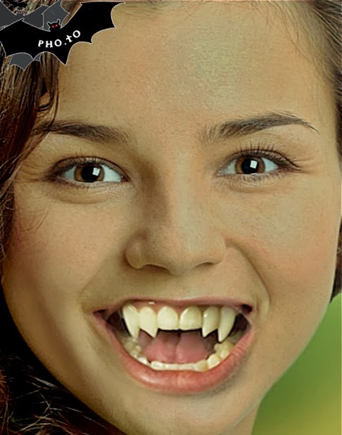 Vampire Face Effect Scariest Photo face effects online ...