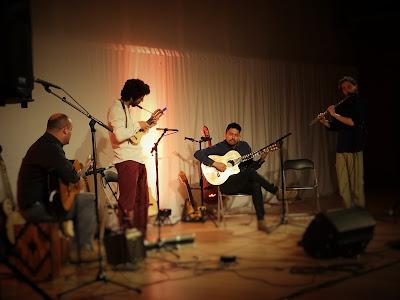 musicos - charango