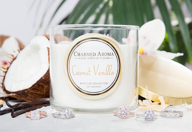 8. Les produits Charmed Aroma