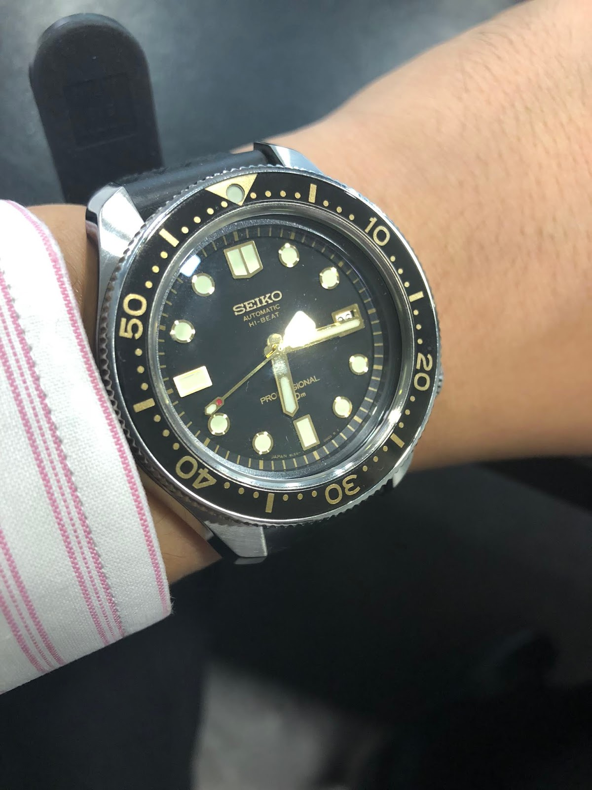 My eastern watch collection in 2017 seiko re issued its iconic dive watch the 62mas in the form of the sla017 or sbdx019 this year the brand celebrates the 50th anniversary of thecheapjerseys Choice Image