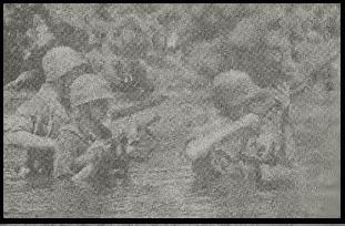 Gerakan tentara Belanda di Jawa dan daerah yang dikuasai pada agresi militer Belanda