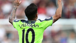 West Ham United vs Liverpool 0-4