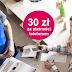 30 zł za 3 płatności mobilne kartą VISA w Banku Millennium (+ 150 zł na start do konta)