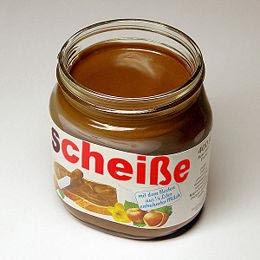 Nutella besteht aus Scheiße lustig