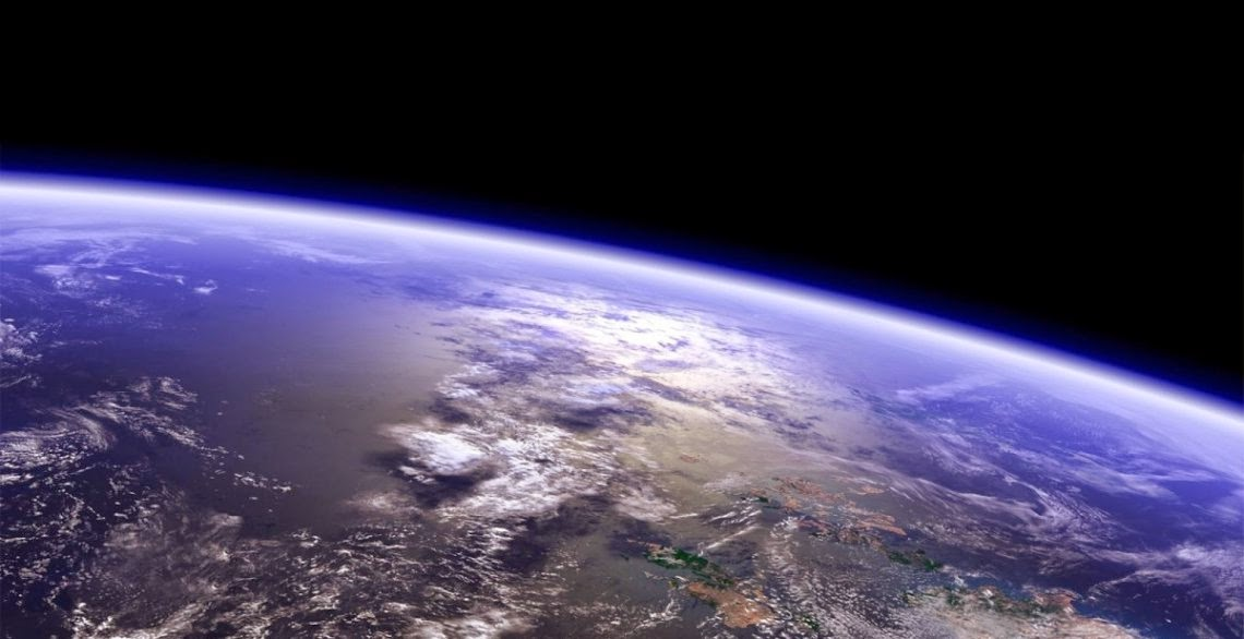 Atmosfera primordial y geologia