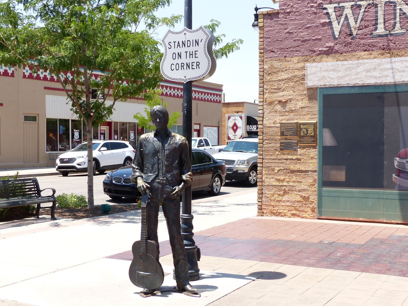 land cruising adventure standing on the corner winslow arizona. Black Bedroom Furniture Sets. Home Design Ideas