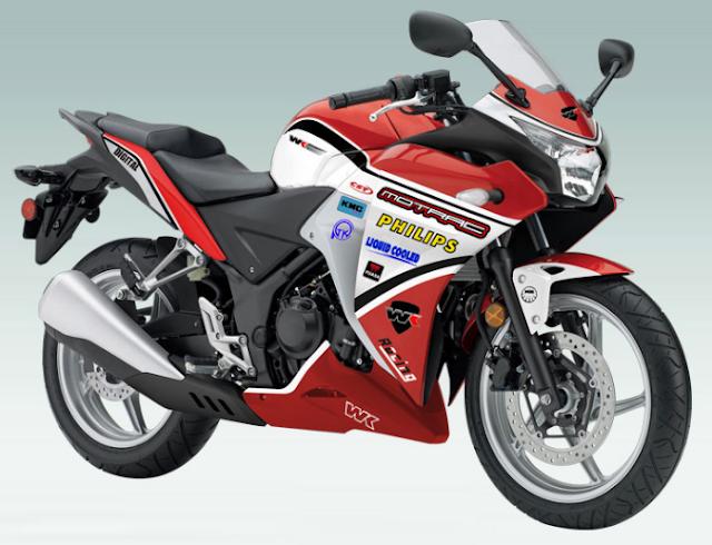 Jangan Kaget Jika 7 Motor Sport Ini Punya Kembaran di China ! - ZJMM R12