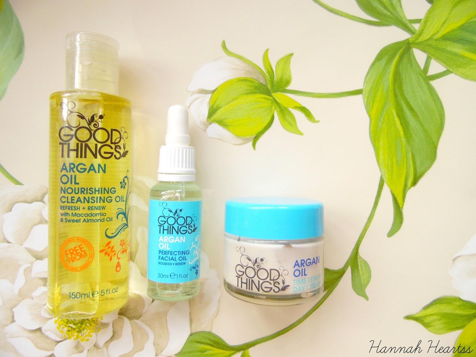 Good Things Argan Oil Skincare