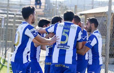 Σημαντική εντός έδρας νίκη του Κισσαμικού επί του Αχαρναϊκού με 1-0