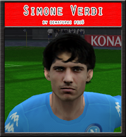 PES 6 Faces Simone Verdi by Dewatupai