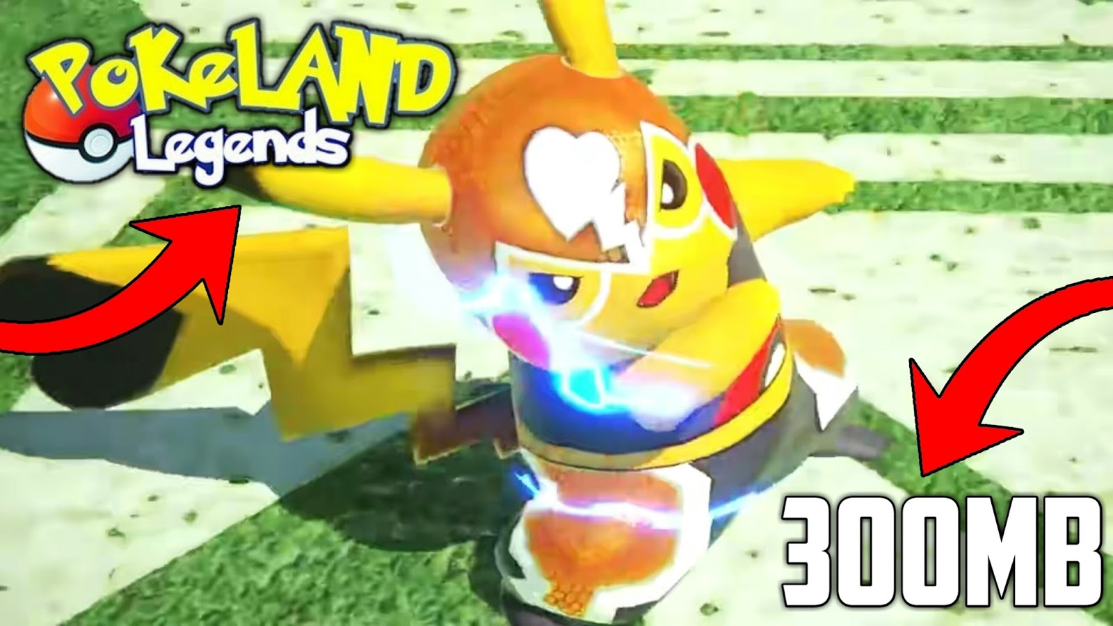 POKELAND LEGENDS APK LATEST VERSION (300MB) - Android Game7 | Free