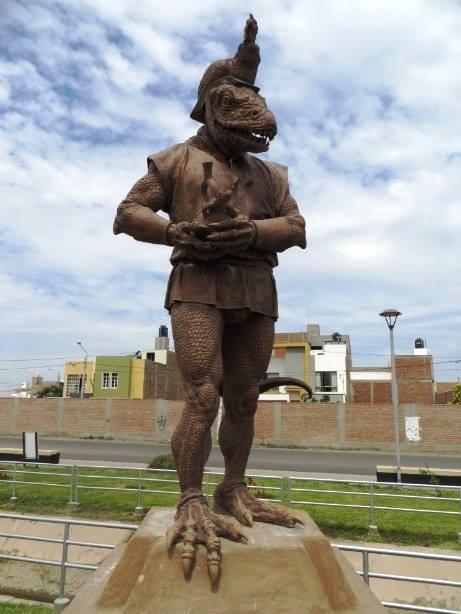 Ser mítico Mochica: Morrop