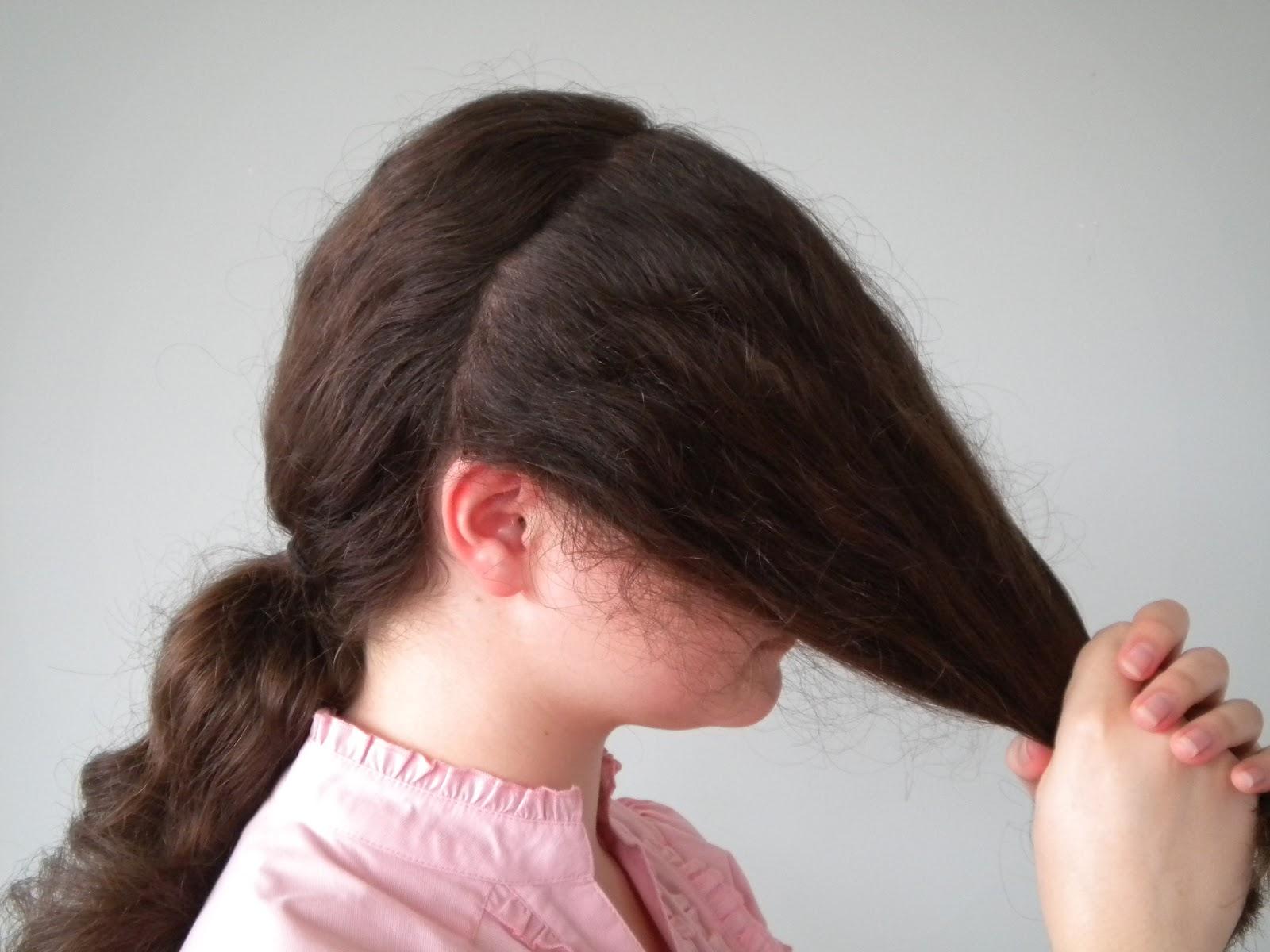 Girl S Hair Style: Hair Styles: Gibson Girl Hairstyle