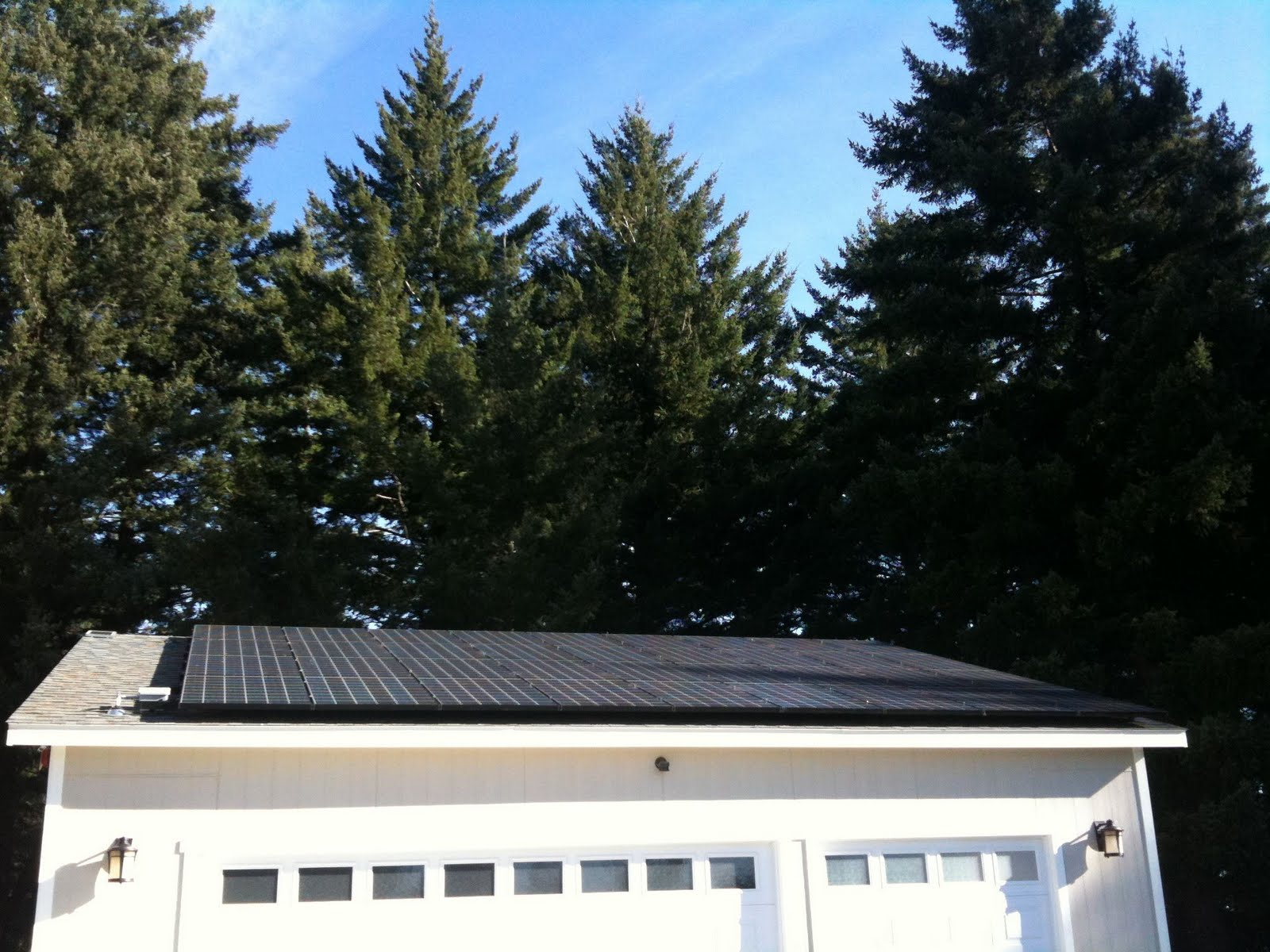 Adrian Cockcroft S Blog Solar Power More Panels On The