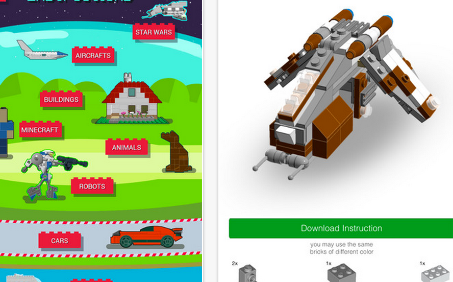 6 Excellent Lego Apps To Enhance Kids Thinking Skills Educational