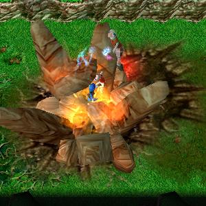 naruto castle defense 6.0 Brute Strength!!