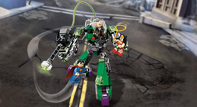 L'Impero delle Tenebre: LEGO Super Heroes DC Universe