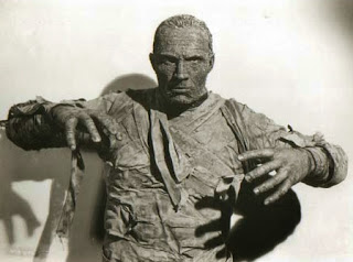 Tom Tyler as the Mummy