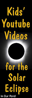 10 Kids' Youtube Videos for the Solar Eclipse
