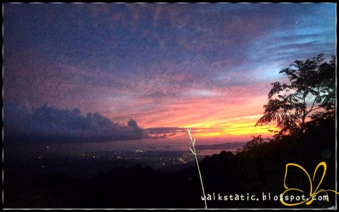 Kota Kinabalu, Sabah – Tempat Melihat Sunset Tercantik Di Dunia