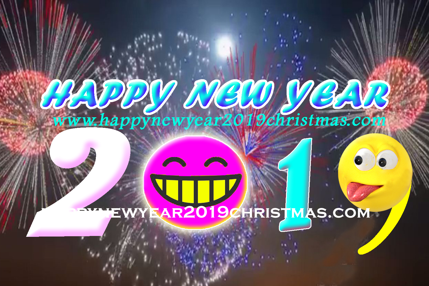 Funny Happy New Year 2019 Wishes | Happy New Year 2019 images ...