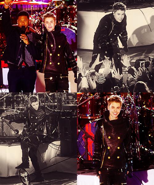 Rockefeller Center Christmas Tree Lighting Performers: Belieber Indonesia: Justin Bieber Performance In